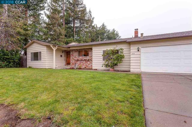 1818 Woodsdale Dr, Concord, CA 94521 (#40814603) :: J. Rockcliff Realtors