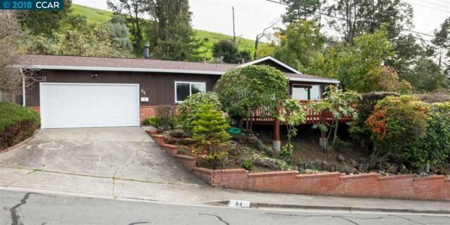 84 Rolph Park Dr, Crockett, CA 94525 (#40814630) :: Armario Venema Homes Real Estate Team
