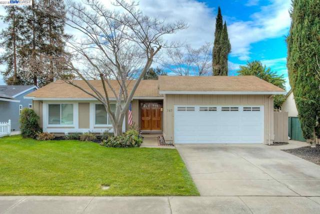 747 Chippewa Way, Livermore, CA 94551 (#40814633) :: Armario Venema Homes Real Estate Team