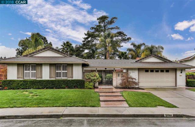 855 Stonehaven Dr, Walnut Creek, CA 94598 (#40814637) :: Realty World Property Network
