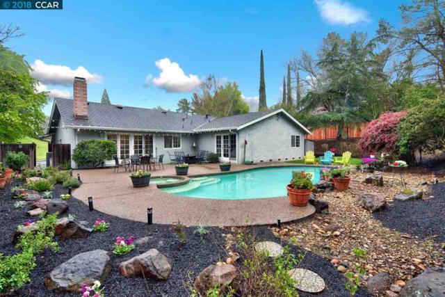 2257 Roan Ln, Walnut Creek, CA 94596 (#40814664) :: Realty World Property Network