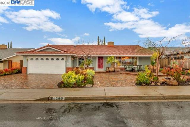 1260 Lomitas Ave, Livermore, CA 94550 (#40814681) :: Realty World Property Network