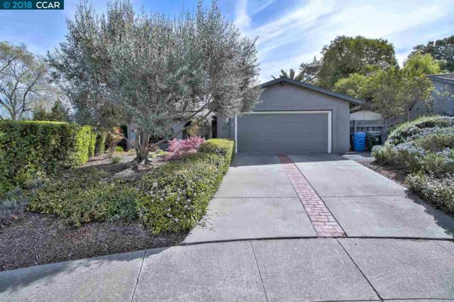 40 Heritage Ct, Walnut Creek, CA 94597 (#40814775) :: Realty World Property Network