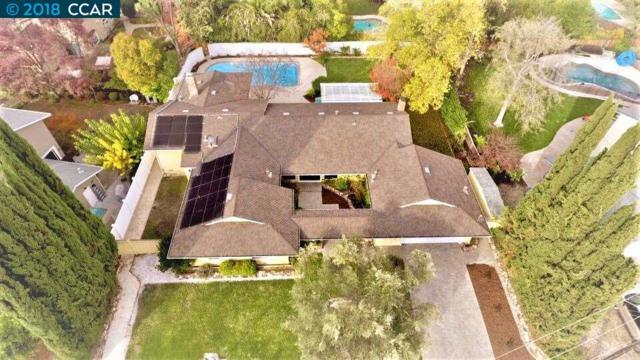 2226 Comistas Drive, Walnut Creek, CA 94598 (#40814777) :: Realty World Property Network
