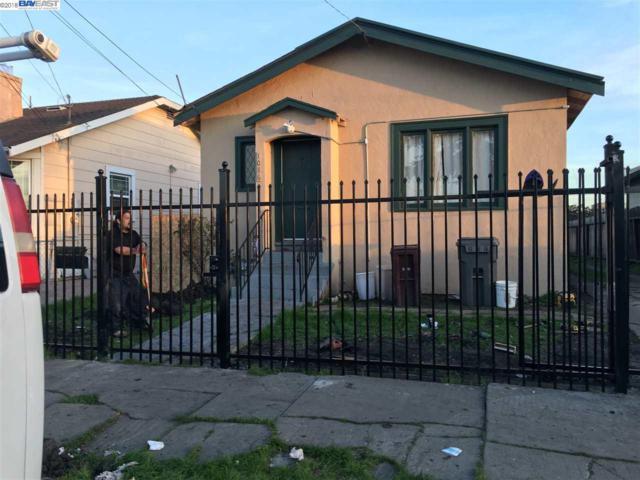 1086 69Th Ave, Oakland, CA 94621 (#40814848) :: Armario Venema Homes Real Estate Team