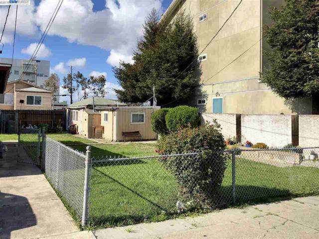 1329 77th Ave, Oakland, CA 94621 (#40814857) :: Armario Venema Homes Real Estate Team