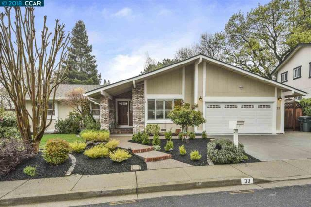 33 Wildwood Ct, Pleasant Hill, CA 94523 (#40814892) :: Realty World Property Network