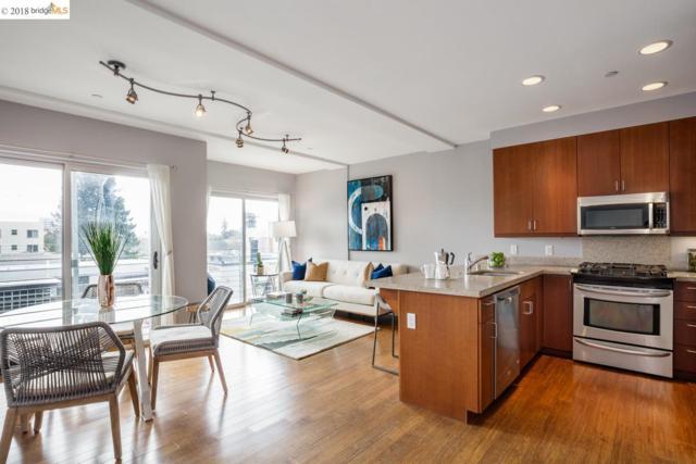 414 40Th St #305, Oakland, CA 94609 (#40814904) :: Armario Venema Homes Real Estate Team