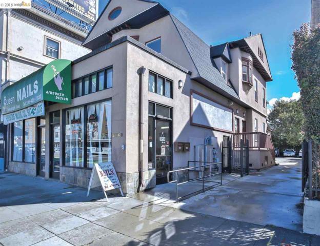 2868 Telegraph Ave, Oakland, CA 94609 (#40814910) :: Armario Venema Homes Real Estate Team