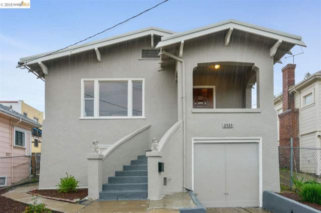 2533 13th Avenue, Oakland, CA 94606 (#40814919) :: RE/MAX TRIBUTE