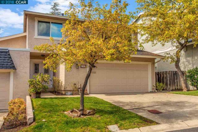 1102 Cardigan Dr, Walnut Creek, CA 94596 (#40814930) :: Realty World Property Network