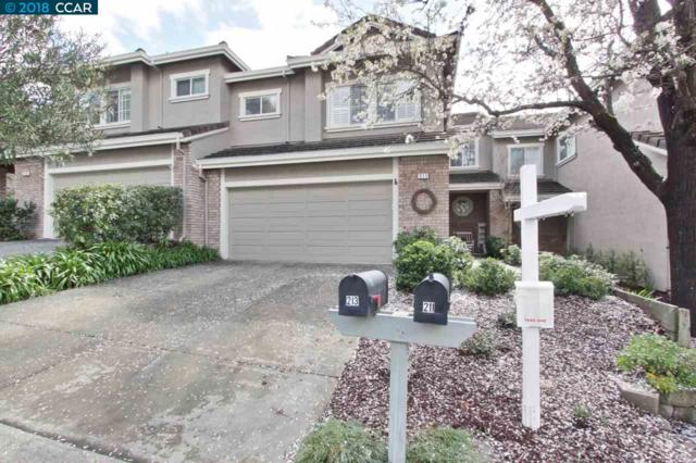 211 Wood Valley Pl, Danville, CA 94506 (#40814942) :: Realty World Property Network