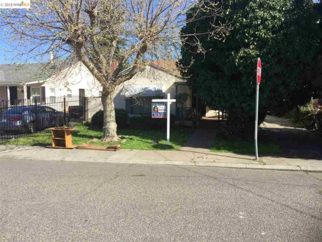200 Catron Drive, Oakland, CA 94603 (#40814973) :: Armario Venema Homes Real Estate Team