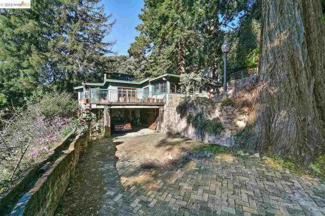1735 La Vereda Rd, Berkeley, CA 94709 (#40815029) :: Armario Venema Homes Real Estate Team