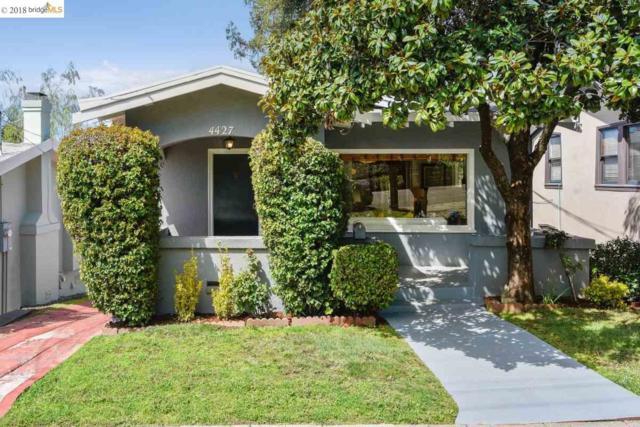 4427 Moraga Ave., Oakland, CA 94611 (#40815037) :: Armario Venema Homes Real Estate Team