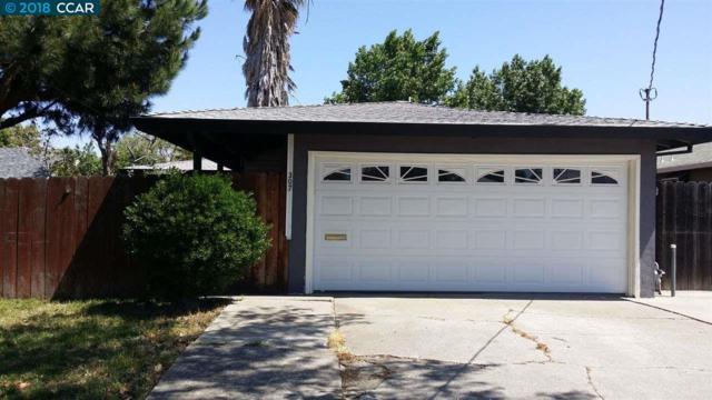 307 Warren Way, Pittsburg, CA 94565 (#40815066) :: Realty World Property Network