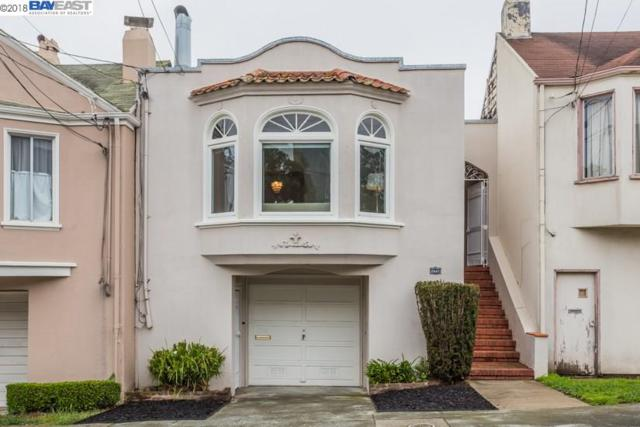 2691 20Th Ave, San Francisco, CA 94116 (#40815077) :: Armario Venema Homes Real Estate Team