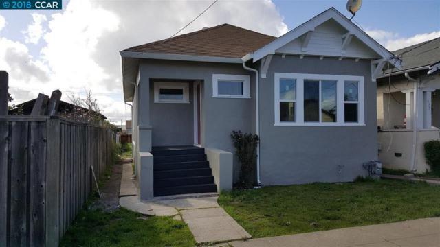 521 5Th St, Richmond, CA 94801 (#40815122) :: Armario Venema Homes Real Estate Team
