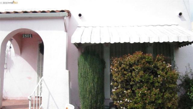 1801 78Th Ave, Oakland, CA 94621 (#40815131) :: Armario Venema Homes Real Estate Team