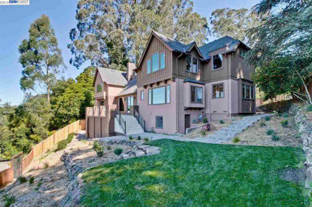 1033 Miller Ave, Berkeley, CA 94708 (#40815553) :: Armario Venema Homes Real Estate Team
