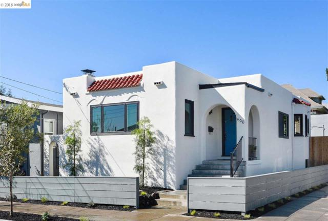 600 62nd Street, Oakland, CA 94609 (#40815561) :: The Grubb Company