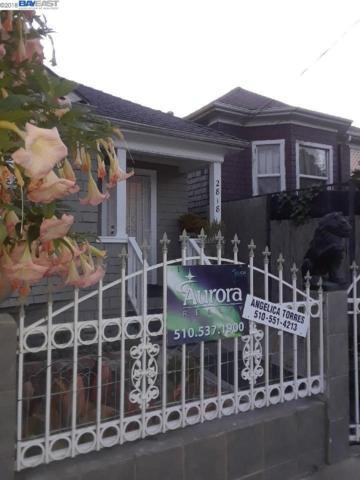 2818 E 7Th, Oakland, CA 94601 (#40815786) :: Estates by Wendy Team