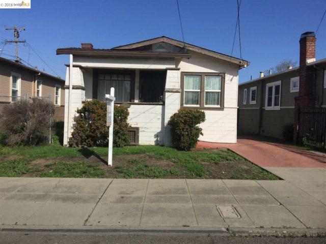 2307 63rd Avenue, Oakland, CA 94605 (#40815942) :: Armario Venema Homes Real Estate Team