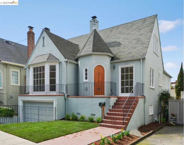 6237 Rockwell St, Oakland, CA 94618 (#40816151) :: Estates by Wendy Team