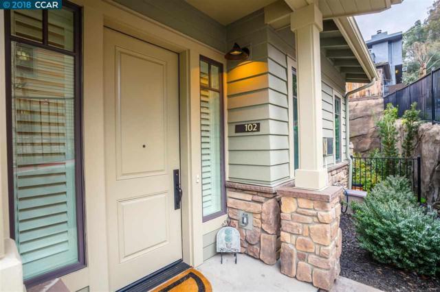 1001 Woodbury Rd #102, Lafayette, CA 94549 (#40816217) :: Armario Venema Homes Real Estate Team