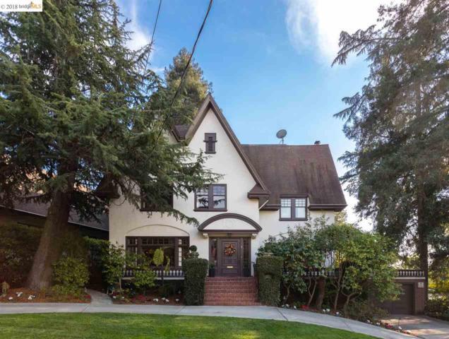 4 Sierra Avenue, Piedmont, CA 94611 (#40816709) :: Armario Venema Homes Real Estate Team