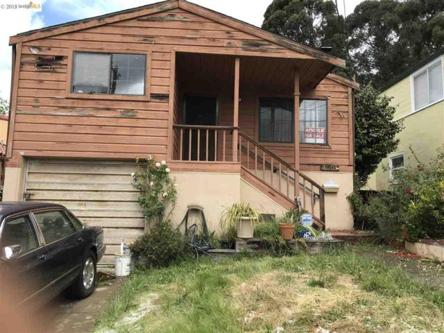4001 Maybelle Ave, Oakland, CA 94619 (#40817141) :: RE/MAX TRIBUTE
