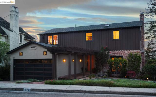 572 Blair Ave, Piedmont, CA 94611 (#40817424) :: RE/MAX TRIBUTE