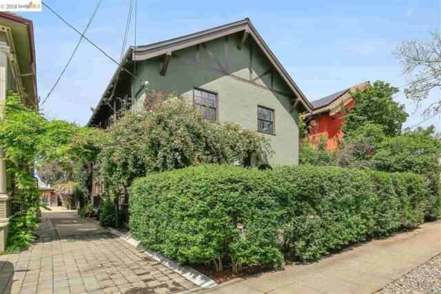 2015 Parker St, Berkeley, CA 94704 (#40817549) :: Armario Venema Homes Real Estate Team