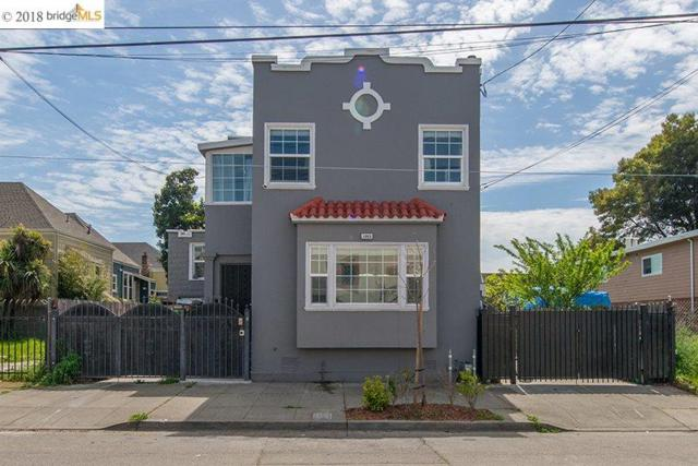 1063 A 32nd St, Oakland, CA 94608 (#40817656) :: RE/MAX TRIBUTE