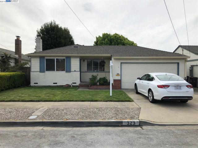323 Ambrose Ct, Hayward, CA 94544 (#40817668) :: RE/MAX TRIBUTE