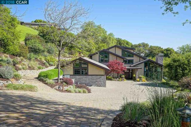 810 Mountain View Drive, Lafayette, CA 94549 (#40817718) :: Estates by Wendy Team