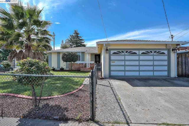 131 Hermitage Ln, Hayward, CA 94544 (#40817836) :: Armario Venema Homes Real Estate Team