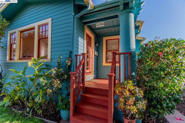 1054 Victoria Ave, San Leandro, CA 94577 (#40818129) :: Armario Venema Homes Real Estate Team