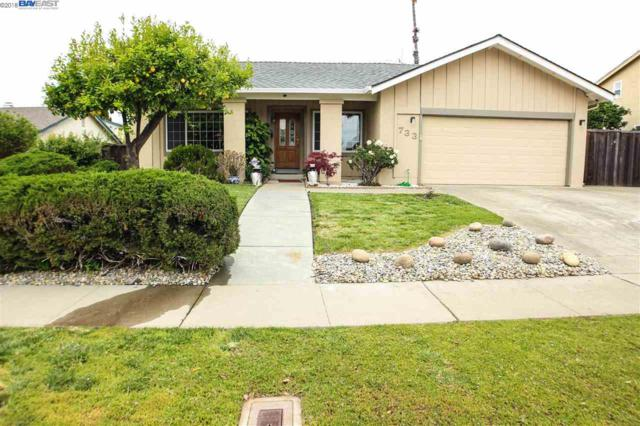 733 Nodaway Ave, Fremont, CA 94539 (#40818247) :: RE/MAX TRIBUTE