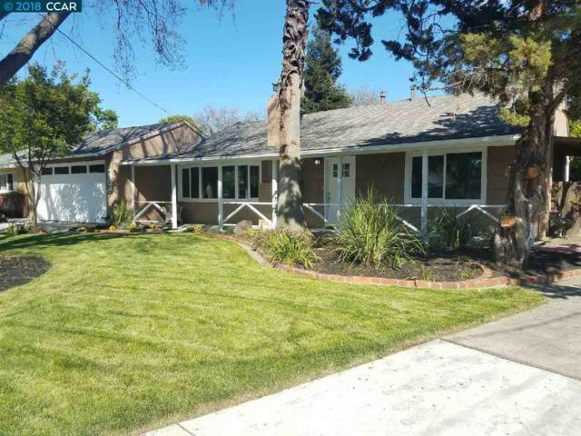 2089 Ahneita Dr, Pleasant Hill, CA 94523 (#40818382) :: Estates by Wendy Team