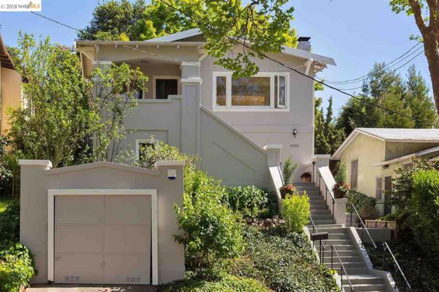 1110 Oakland Ave, Piedmont, CA 94611 (#40818425) :: RE/MAX TRIBUTE
