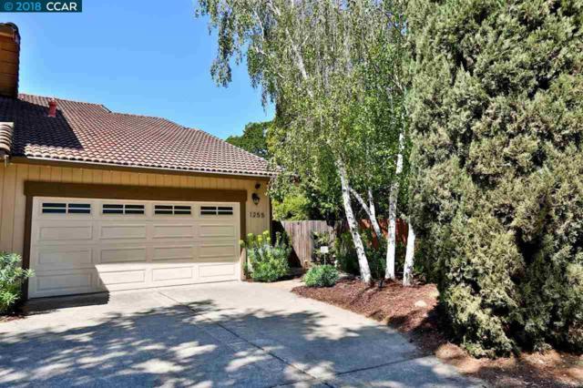 1255 Sheppard Ct, Walnut Creek, CA 94598 (#40818488) :: Armario Venema Homes Real Estate Team