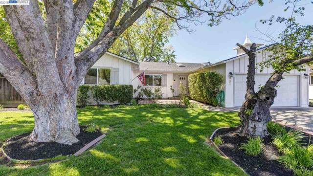 1622 Tanglewood Ct, Pleasanton, CA 94566 (#40818569) :: RE/MAX TRIBUTE
