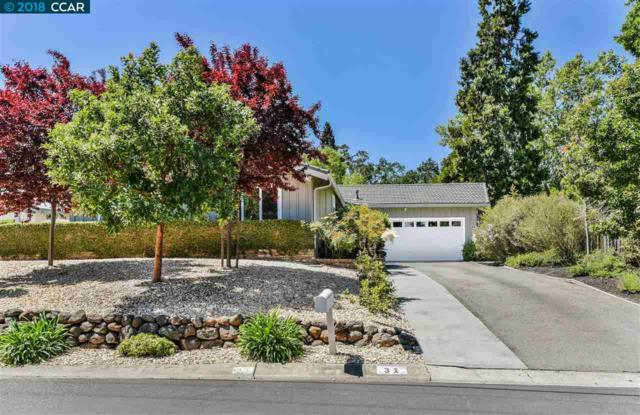 31 Weller Court, Pleasant Hill, CA 94523 (#40818571) :: RE/MAX Blue Line