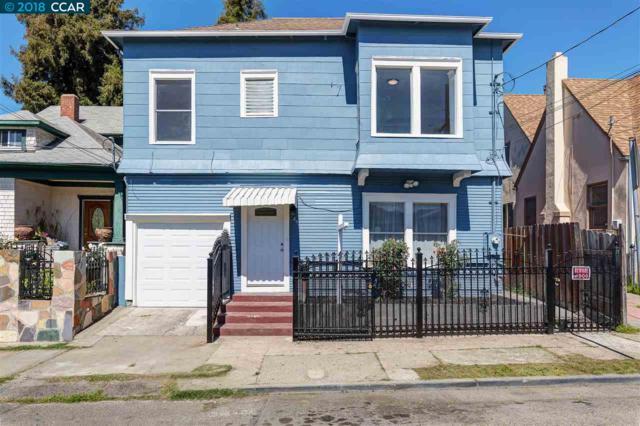 2019 45Th Ave, Oakland, CA 94601 (#40818580) :: Armario Venema Homes Real Estate Team