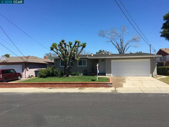 3148 Meadowbrook Dr, Concord, CA 94519 (#40818601) :: RE/MAX Blue Line