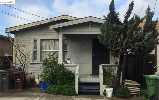 967 72ND AVENUE, Oakland, CA 94621 (#40818622) :: The Rick Geha Team