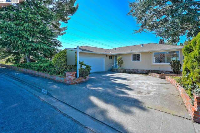 1563 View Dr, San Leandro, CA 94577 (#40818654) :: RE/MAX TRIBUTE
