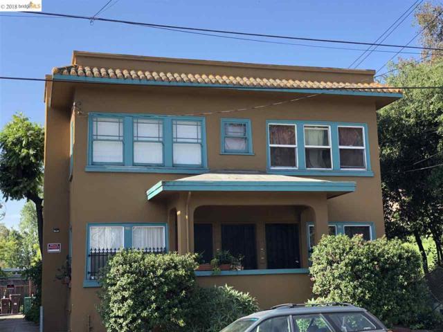 555 30th Street, Oakland, CA 94609 (#40818665) :: RE/MAX TRIBUTE