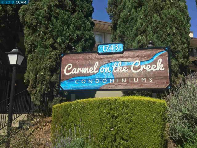 1743 Carmel Dr #17, Walnut Creek, CA 94596 (#40818688) :: RE/MAX Blue Line